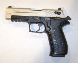 Semi-automatic pistol, Sig Sauer Mosquito