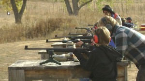 Straightforward Shooting Youth Rifle Training